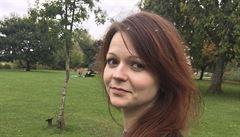 Nervový jed se do Británie dostal v kufru Skripalovy dcery, tvrdí zpravodajci