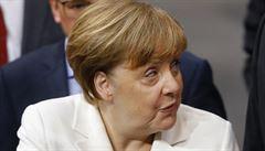 MACHÁČEK: Münchau: konec prokrastinace Merkelové