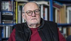 Itálie je fiatka, větší kopec objede, říká filosof Bělohradský