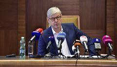 Šéf soudu: Žalobci nenapadli žádné podezřelé rozhodnutí zatčeného soudce Elischera