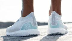 Nápad se chytil. Adidas prodal už milion bot vyrobených z odpadků v moři