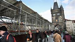 Oprava Karlova mostu se může protáhnout na 30 let. Omezení ještě neznáme, říká radní