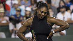 """Po porodu bojovala o život, teď je královna Serena zpět. """"Čeká mě dlouhá cesta,"""" tuší"""