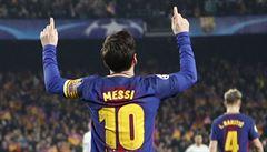 Skvělý Messi vyřadil Chelsea. V Lize mistrů pokořil hranici 100 gólů