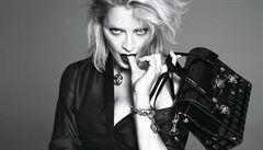 Versace jako symbol luxusu. Propadla mu princezna Diana, Madonna i Sharon Stoneová