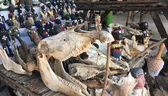 Na kole přes Afriku: Lodí se nejede!