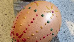 Sólo pro vejce, svíčku a voskovky. Jak na velikonoční vajíčka?