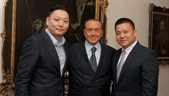 Čínští boháči nemají dost aneb Jak rozhazují peníze za nové posily AC Milán
