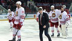 Historické drama. Nejdelší duel KHL trval do pátého prodloužení a do půl druhé v noci