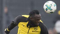 VIDEO: Bolt stihl na tréninku Dortmund gól i jesle. Uvidíme, zda se ozve Mourinho, žertoval