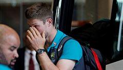 Hrdá Austrálie vstřebává pocit hanby. Za tu může trojice kriketových 'podvodníků'