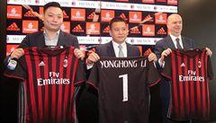 Čínské patálie v Miláně. Ambiciozní majitelé AC a Interu mají podobné potíže jako ve Slavii