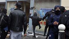 Francii zasáhla rozsáhlá stávka kvůli pracovním reformám. Podle odborů se jí zúčastnilo až půl milionu lidí