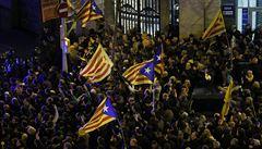 Při demonstracích v Barceloně bylo zraněno více než 20 osob