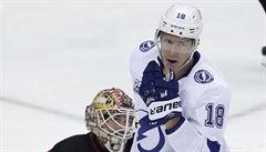 NHL: Palát po dlouhém zranění poprvé skóroval, Zacha se podílel na vítězné akci