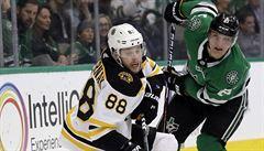 NHL: Pastrňák pokořil metu třiceti gólů. McDavid může napodobit Jágra