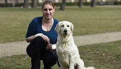 V Praze ocenili psy zachraňující životy. Zabraňují sebevraždám a pomáhají nemocným