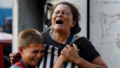 Smrt hlady nebo prostituce. Největší obětí venezuelské krize jsou děti