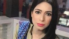 Pákistán má první transgenderovou hlasatelku zpráv. V médiích chce bojovat proti diskriminaci