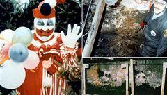 VIDEO: Vraždící klaun zakopával oběti pod svým domem. Gacy zabil 33 kluků, po jeho popravě se slavilo