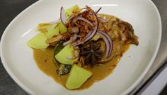 VIDEORECEPT: Jak na kachní massaman kari podle šéfkuchaře