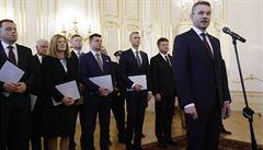 Týden po demisi Fica má Slovensko novou vládu. Nejspíš získá důvěru