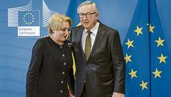 Jako Polsko. Rumuni si poštvali EU kontroverzní reformou soudů