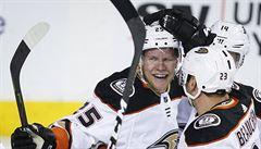 VIDEO: Kašeho paráda z otočky. Gólu českého mladíka se klaní celá NHL