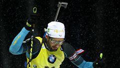 Fourcade potvrdil pozici vládce biatlonu i ve stíhačce a má další malý glóbus