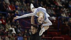 Dušková s Bidařem se posunuli na své životní 11. místo, padl světový rekord