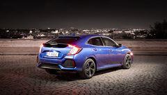 RECENZE: Jaká je nová Honda Civic? Má menší, ale zato silnější motor