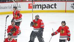 VIDEO: Ne Fantozzi, ale Foster. V NHL vychytal výhru Chicaga účetní