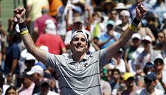 Isner v Miami ukončil v bitvě 'bombarďáků' Del Potrovu vítěznou sérii a je ve finále