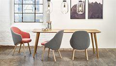 Výrobce nábytku TON získal mezinárodní cenu za své křeslo Alba