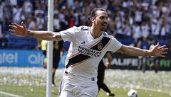VIDEO: Zlatan je tady, Ameriko! Švéd se blýskl fenomenálním debutem v MLS