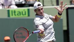 Americký čahoun slaví životní triumf. Isner ovládl turnaj Masters v Miami
