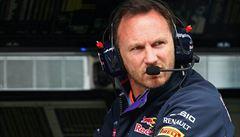 Brutální zklamání, řekl o fiasku v Bahrajnu šéf stáje formule 1 Red Bull