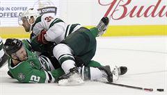 NHL: Faksa skóroval v oslabení, Krejčí přihrál na tři góly