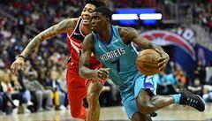 NBA: Washington už s Wallem porazil Charlotte a má jisté play off