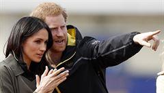 Na královské svatbě bude možná chybět otec nevěsty