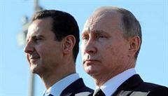 Putin čelí kritice po útoku Západu v Sýrii. Je příliš měkký, tvrdí ruští občané