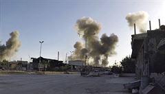 Syrská armáda podle Ruska kontroluje celé město Dúmá u Damašku
