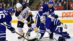 NHL: Plekanec s Jeřábkem asistovali u výhry Toronta, bodoval i Polák