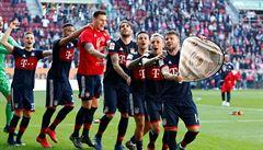 Bayern Mnichov je pošesté za sebou mistrem Německa, celkem má už 28. titul
