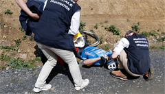 O tom, co se stalo, můžeme jen spekulovat, říká lékař o smrti na Paříž-Roubaix