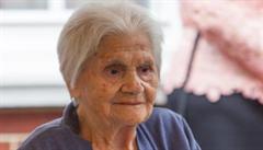 Zemřela Anděla Haida, nejstarší československá válečná veteránka. Bylo jí 104 let