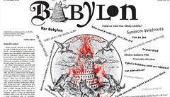 Ministerstvo kultury nepodpoří časopis Babylon. Jak za normalizace, chtějí nás zničit, míní redakce