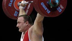 Vzpěrač Orság má z ME bronzové medaile za dvojboj a nadhoz