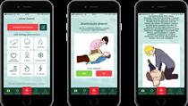 Češi mohou nově v Maďarsku přivolat pomoc aplikací Záchranka
