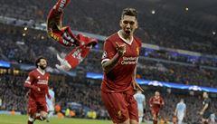 VIDEO: Arsenal nedostal od Liverpoolu šanci. Dostal pět gólů, z toho jeden unikátní od Firmina